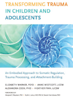 SMARTmoves Partners New Book: Transforming Trauma in Children and Adolescents